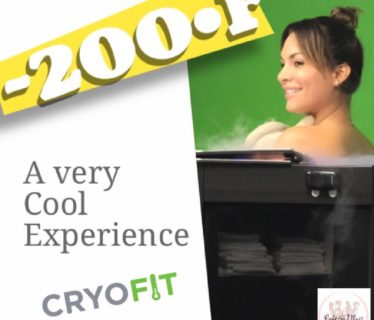 CryoTherapy at CryoFit!