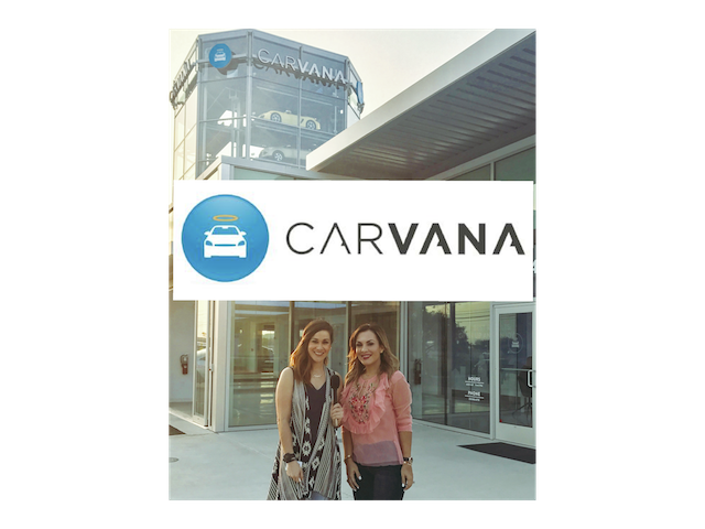 carvana the car vending machine cafe con ellas tv. Black Bedroom Furniture Sets. Home Design Ideas