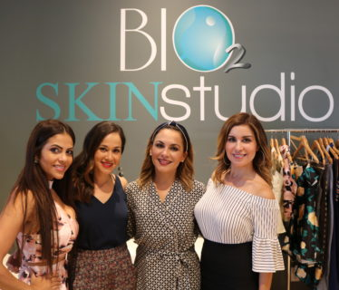 Demonstración en Bio2 Skin Studio y MedSpa
