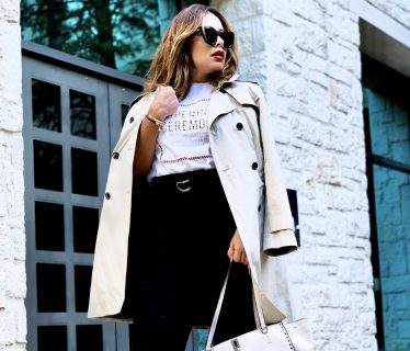 Trench coat; splurge or steal?