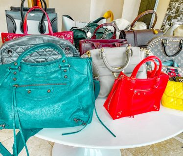 Shop my designer Pre-Loved bags and shoes sale