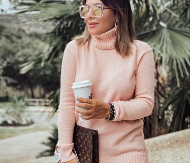 Cold Weather Must: The Turtleneck sweater