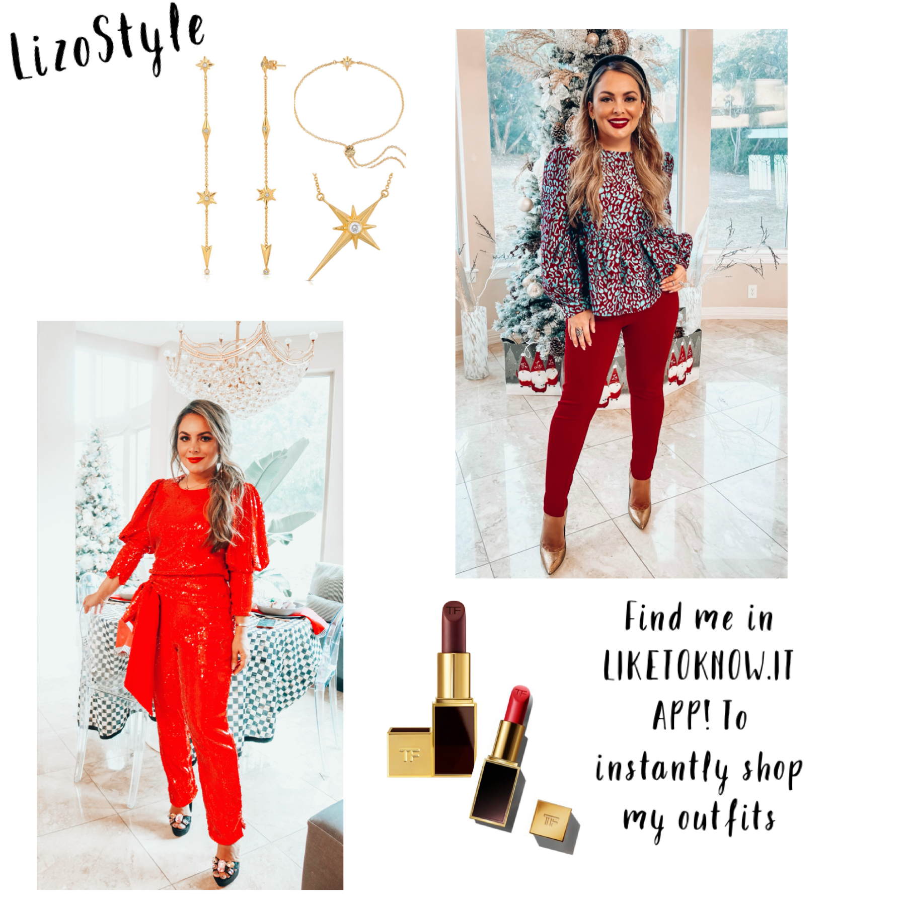Christmas Outfits lizostyle
