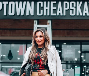 Affordable Sustainable Style at UPTOWN CHEAPSKATE Huebner rd.